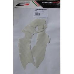 Set stickere protectie cadru Kawasaki Kxf 250