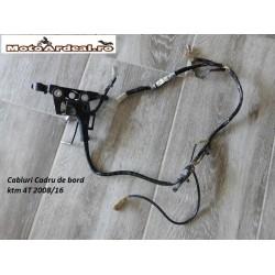 Cabluri Cadru de bord ktm 4T 2008/16