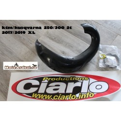 Protectie Rezonator Carbon Ciarlo Extra Large Ktm 250/300 2t 17/19 Standard
