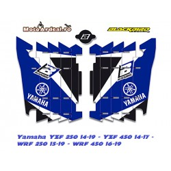 Set Stickere Grilaje Radiator Yamaha YZF 2014/19 Blackbird