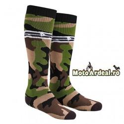 Ciorapi Enduro Axo Camouflage