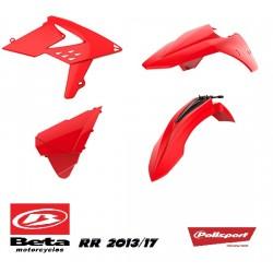 Kit Plastice Beta RR 2013/17 - Polisport