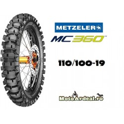 Cauciuc Enduro Metzler MC360 Mid-Soft 110/100-19